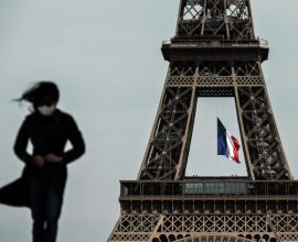 Γαλλία: Κάτω από 10.000 τα νέα κρούσματα κορονοϊού για τρίτη ημέρα