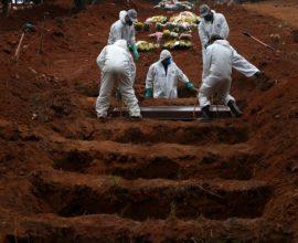 Βραζιλία: 755 θάνατοι σε μια μέρα