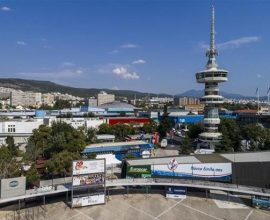 Δήμος Θεσσαλονίκης: Στήριξη Ζέρβα στο έργο ανάπλασης της ΔΕΘ