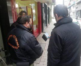 Κορονοϊός: Ρεκόρ ελέγχων από τη Δημοτική Αστυνομία Τρικκαίων τον Νοέμβριο