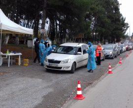 Δωρεάν drive through rapid test στον Δήμο Σαρωνικού