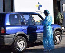 Δήμος Θηβαίων: Διεξαγωγή rapid tests μέσα από το αυτοκίνητο