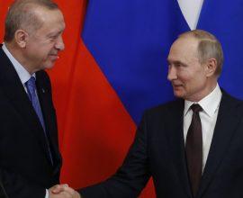 Εισβολείς Ρώσοι και Τούρκοι θα ελέγχουν από κοινού τον διαμελισμό του Αρτσάχ