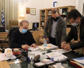Προμήθεια 40.000 μασκών για το προσωπικό της Περιφέρειας Πελοποννήσου
