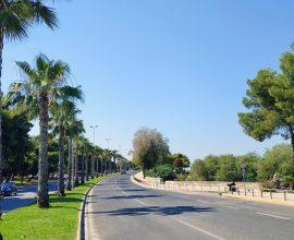 Δήμος 3Β: Εκτροπή κυκλοφορίας στην παραλιακή Λεωφόρο στη Δ.Ε. Βουλιαγμένης για την κατασκευή αντιπλημμυρικών έργων