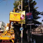 Περιφέρεια Αττικής: Στην Εισαγγελία Πρωτοδικών Αθηνών η υπόθεση παράνομης τοποθέτησης διαφημιστικών λαβάρων