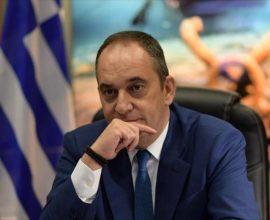 Στη ΜΕΘ του Ευαγγελισμού ο Υπουργός Ναυτιλίας Γιάννης Πλακιωτάκης