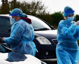 Drive through rapid testings στον Δήμο Καρδίτσας την Τετάρτη (27/1)