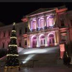 Φωταγώγηση του Χριστουγεννιάτικου Δέντρου στον Δήμο Σύρου-Ερμούπολης