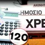 Ρύθμιση οφειλών 120 δόσεων: Ποιοι επανεντάσσονται – Τι προβλέπει η τροπολογία που κατατέθηκε στη βουλή