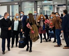 Γύρισαν Κρήτη οι νοσηλεύτριες: «Η κατάσταση στη Θεσσαλονίκη είναι χειρότερη από εκείνη που φανταστήκαμε»