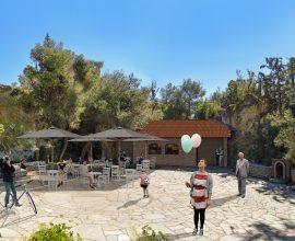 Δήμος Αθηναίων: Ο λόφος του Στρέφη ξαναγίνεται τόπος περιπάτου και αναψυχής
