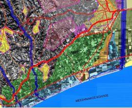 Μελέτη για το πρόβλημα έλλειψης χρήσεων γης στην περιοχή ΛΠ3 του Γ.Π.Σ. Μεσσήνης