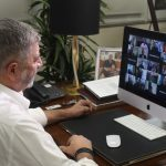 Τηλεδιάσκεψη Πατούλη με Δημάρχους της Αττικής – Συμμετείχε ο ΥΠΕΣ Μ. Βορίδης