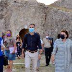 Κτενάς: «Προτεραιότητα η ανάδειξη του Πολιτιστικού Αποθέματος της Λευκάδας μας»