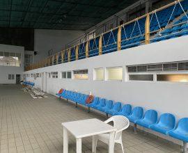 Εργασίες συντήρησης στο Δημοτικό Κολυμβητήριο Καρπενησίου