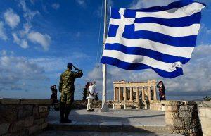 13 Ιανουαρίου 1822: Η γαλανόλευκη καθιερώνεται ως σύμβολο του γένους των Ελλήνων