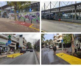 Νέες θέσεις στάθμευσης ειδικά για ΑμΕΑ στον Δήμο Ηρακλείου Αττικής