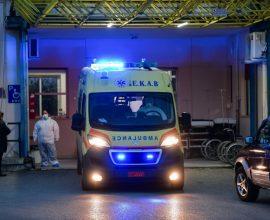 20 νεκροί, 323 σε ΜΕΘ και 510 νέα κρούσματα στη χώρα