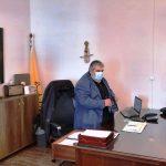 Στην τελετή ορκωμοσίας νέων Πυροσβεστών της Σχολής Πτολεμαΐδας ο Δήμαρχος Εορδαίας