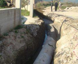 Αποχέτευση του παραλιακού μετώπου των Δήμου Σαρωνικού και Κρωπίας στο ΚΕΛ Κορωπίου – Παιανίας