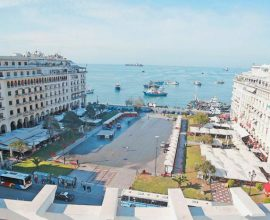 Αρχιτεκτονικό διαγωνισμό για την ανάπλαση της Αριστοτέλους προκηρύσσει ο Δήμος Θεσσαλονίκης