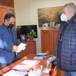 Ορκίστηκε ο δημοτικός σύμβουλος Καρδίτσας ο Π. Ευθυμίου