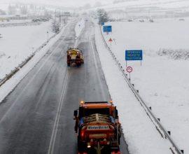 Τσουχτερό κρύο στη Β. Ελλάδα – Στους -17 η θερμοκρασία στο Νέο Καύκασο Φλώρινας