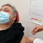 Εμβολιάστηκε ο Δήμαρχος Κορδελιού-Ευόσμου, Κλεάνθης Μανδαλιανός