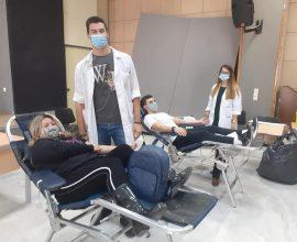 Δήμος Διονύσου: Ξεπέρασε κάθε προσδοκία η ανταπόκριση των αιμοδοτών στη Διήμερη Εθελοντική Αιμοδοσία