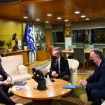 Η καθημερινότητα του πολίτη σε πρώτο πλάνο στις επισκέψεις Πέτσα σε Ήπειρο, Κ. Μακεδονία και Θεσσαλία