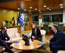Η βελτίωση της καθημερινότητας του πολίτη σε πρώτο πλάνο στις επισκέψεις Πέτσα σε Ήπειρο, Κ. Μακεδονία και Θεσσαλία