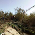 Δήμος Πηνειού: Καθαρισμός της κομβικής τάφρου στο Βαρθολομιό