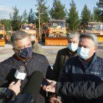 """Γιασημάκης: """"Άψογη προετοιμασία σε συνεργασία με την Περιφέρεια για την αντιμετώπιση των φαινομένων"""""""