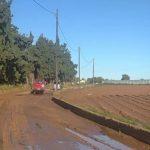 Δήμος Δ. Αχαΐας: Παρέμβαση στην επαρχιακή οδό Λακκόπετρας-Μαύρης Μύτης
