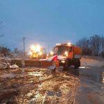 Δήμος Δέλτα: Αγώνας δρόμου για να μείνουν ανοιχτοί οι δρόμοι