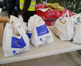 Δήμος Γλυφάδας: Διανομή προϊόντων σε 250 οικογένειες της πόλης