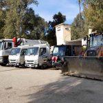 Δήμος Λέρου: 5 νέα οχήματα για τις ανάγκες της Τεχνικής Υπηρεσίας