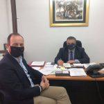 """Δήμος Μουζακίου: """"Ιανός"""" και αποζημιώσεις ΕΛΓΑ στο επίκεντρο συνάντησης Στάθη και Υπουργού Αγρ. Ανάπτυξης"""