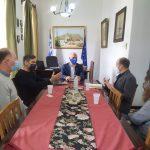 H διαχείριση του μεταναστευτικού σε πρώτο πλάνο στον Δήμο Λέρου