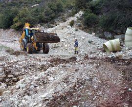 Επί ποδός μέρα και νύχτα τα τελευταία 24ωρα οι εργαζόμενοι του Δήμου Πατρέων λόγω κακοκαιρίας