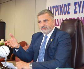 Πατούλης: «Η Περιφέρεια Αττικής θα συνεχίσει να στηρίζει έμπρακτα κάθε ευάλωτο συμπολίτη μας»