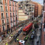 Τέσσερις οι νεκροί από την χθεσινή έκρηξη στη Μαδρίτη, ανάμεσα τους Καθολικός ιερέας