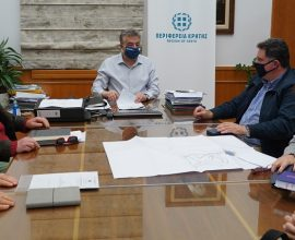 Περιφέρεια Κρήτης: 3,7 εκ. ευρώ για αποκατάσταση των ζημιών από την κακοκαιρία στο Έλος
