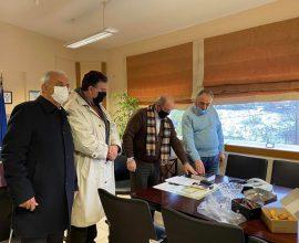 Ορκωμοσίες νέων συμβούλων στον Δήμο Διονύσου