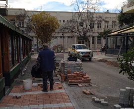 Δήμος Κατερίνης: Συνέχεια αναπλάσεων σε περιοχές της πόλης