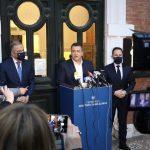 Τα θέματα της Αυτοδιοίκησης στο επίκεντρο της συνάντησης Τζιτζικώστα -Πέτσα