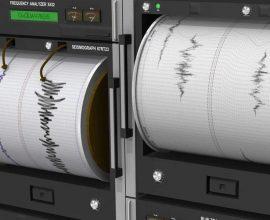 Σεισμική δόνηση 4,6 Ρίχτερ μεταξύ Κρήτης και Κάσου