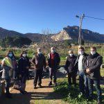 Στις Κεγχρεές ο Δήμαρχος Κορινθίων για την ανάδειξη του αρχαίου λιμανιού