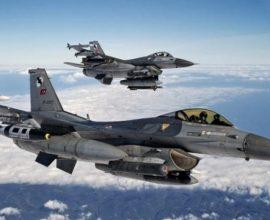 Τουρκικό αμόκ: Προκλητικές παραβιάσεις με υπερπτήσεις στο Αιγαίο και σκληρές αερομαχίες